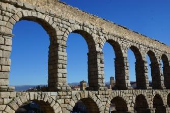 Aqueduto de Segóvia. Espanh (2015)