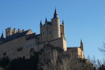 Alcázar de Segóvia. Espanha (2015)